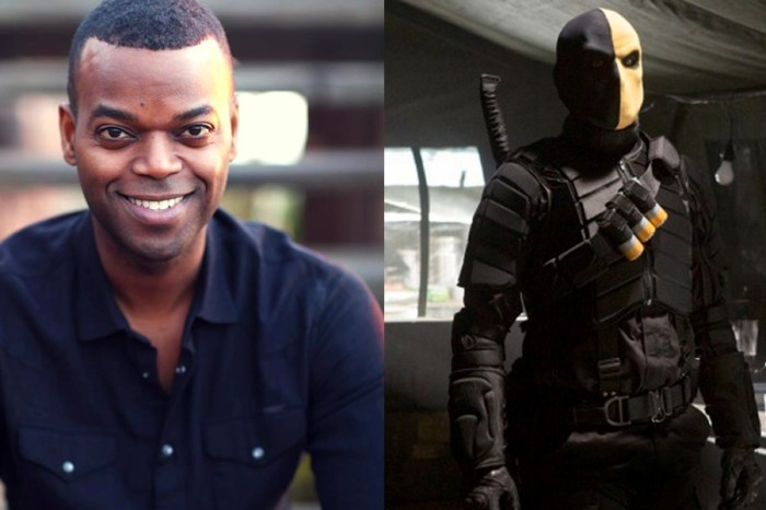 'The Flash' Actor Demore Barnes Cast As Wintergreen In 'Titans' Season 2