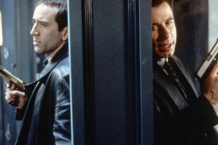 Paramount Studios Gives The Green Light For 'Face/Off' Reboot