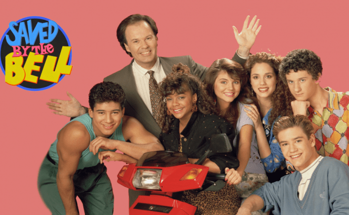 'Saved By The Bell' Sequel Series Coming To NBC's Streaming Service