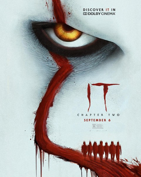 IT: Chapter Two - Poster