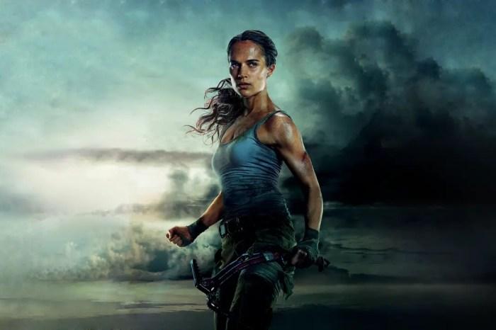 Alicia Vikander's 'Tomb Raider' Sequel Finds Its Director In Ben Wheatley
