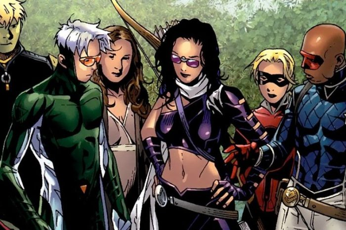 'Young Avengers' Series Reportedly In Development For Disney+