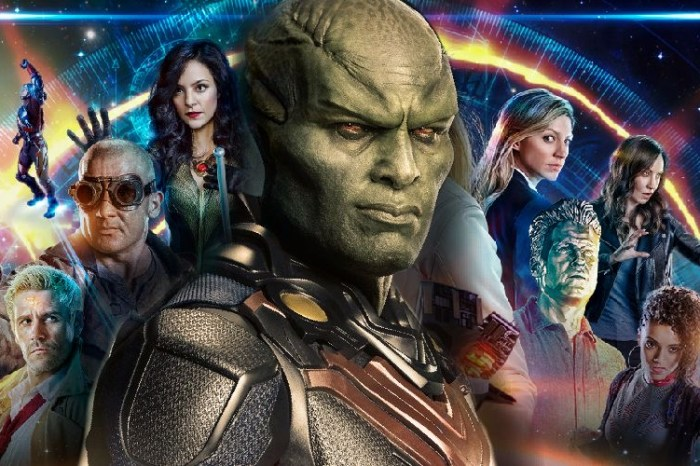RUMOR: Martian Manhunter Possibly Joining 'Legends Of Tomorrow'