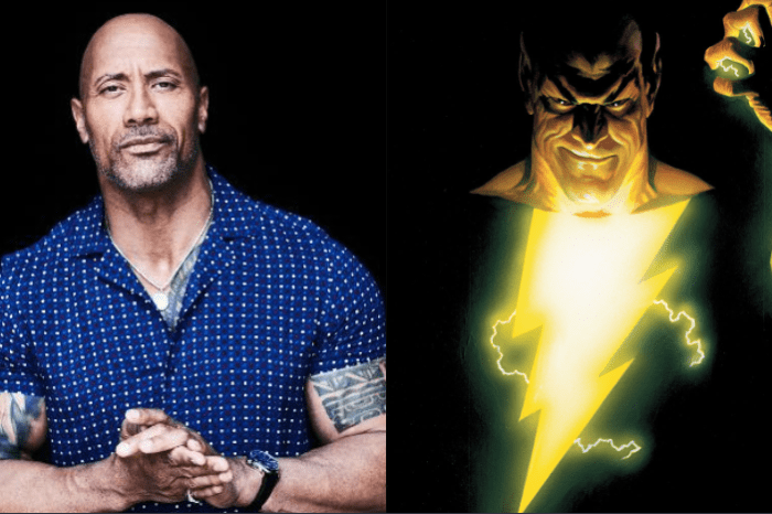 Dwayne Johnson's 'Black Adam' To Start Filming July 2020