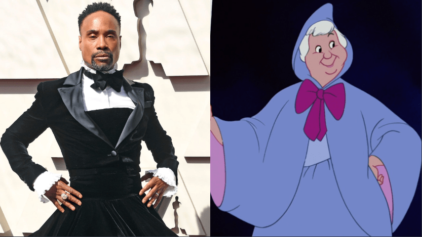 Billy Porter/Fairy Godmother