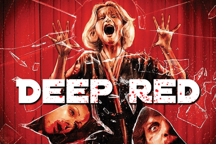 13 Slashers Through The Ages: 'Deep Red' Review