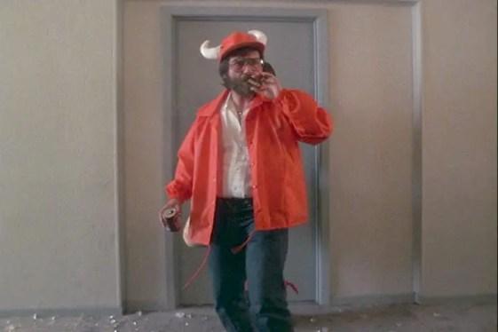 Texas Chainsaw Massacre 2 - Tobe Hooper Cameo