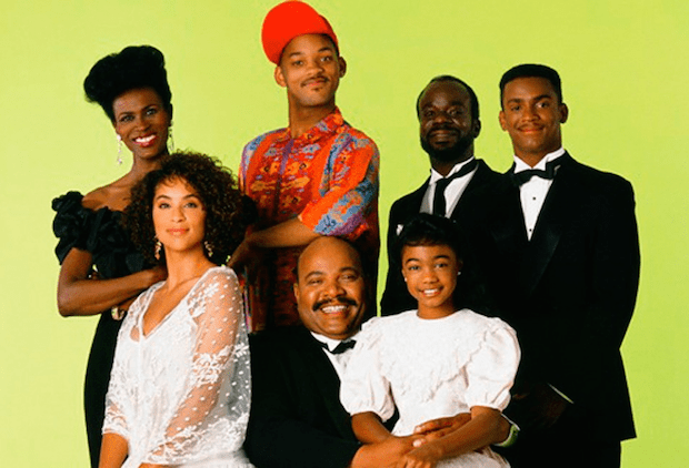 The cast of the original Fresh Prince of Bel Air