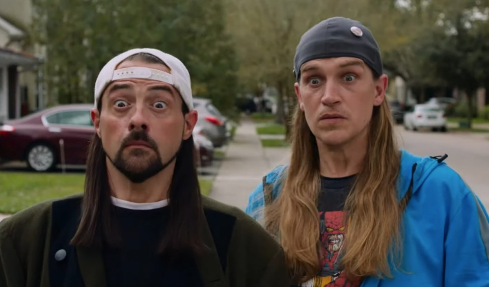 Jay and Silent Bob Reboot Review Cover Image