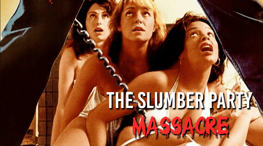 13 Slashers Through the Ages: 'Slumber Party Massacre' Review