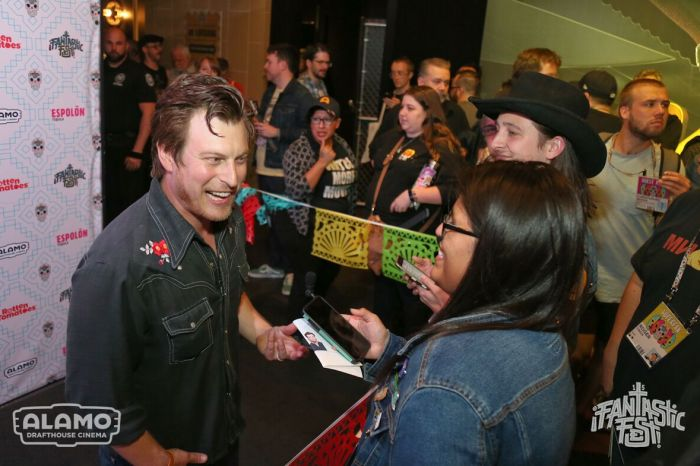 Fantastic Fest Interview: 'Knives Out' Star Noah Segan