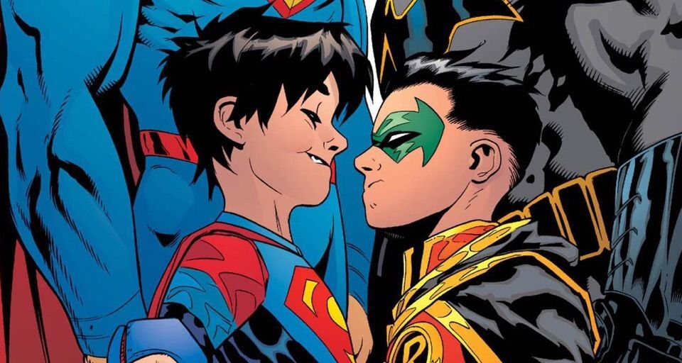 Superboy vs Robnin