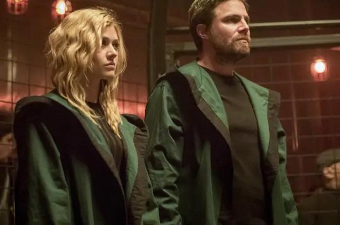 """'Arrow' S8, E5: """"Prochnost"""" Recap/Review"""