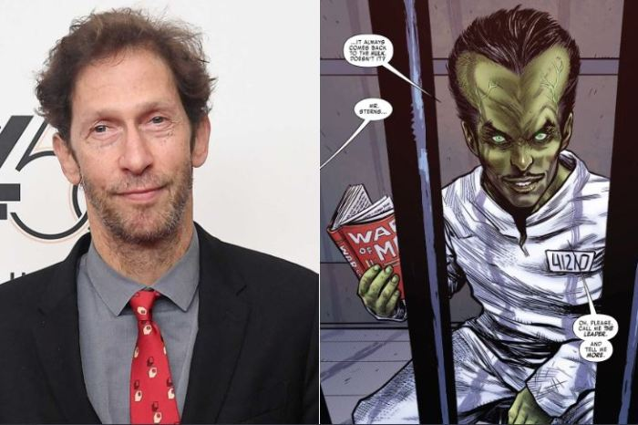 'Watchmen' Star Tim Blake Nelson Was Supposed To Play The Leader In Three MCU Movies