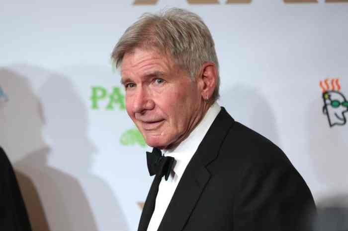 Harrison Ford Tapped To Star In 'The Staircase' Series