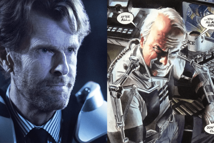 'Crisis on Infinite Earths' Photos Reveal Kevin Conroy As Bruce Wayne