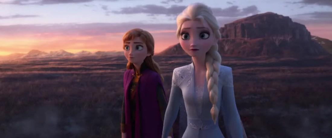 Frozen II - Anna & Elsa