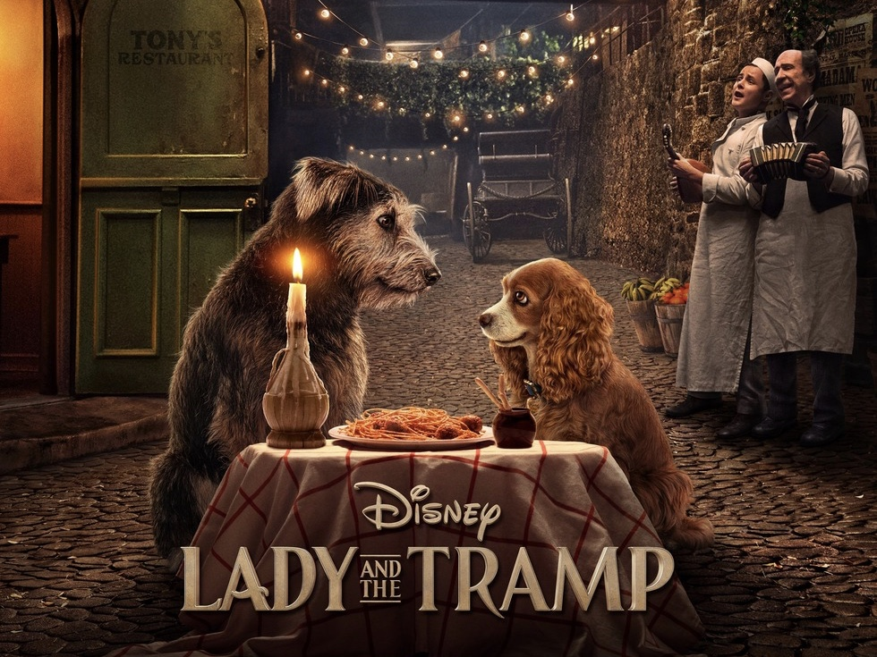 Lady And The Tramp 2019 Review Full Circle Cinema