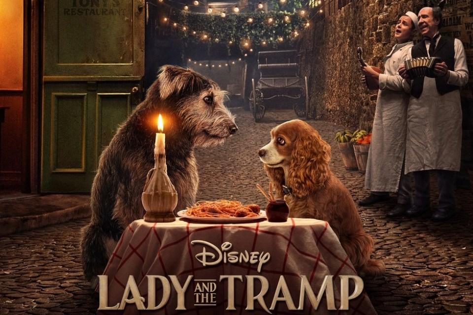 Lady and the Tramp (2019) - Poster