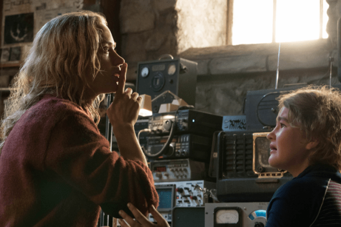 First 'A Quiet Place: Part II' Teaser Leaks Online