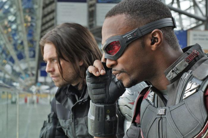 Bucky Barnes' New Costume In 'Falcon & The Winter Soldier' Revealed