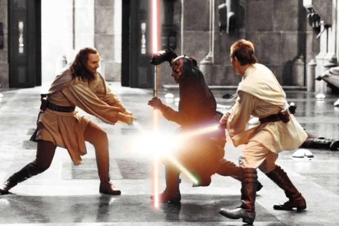 Celebrating Star Wars: 'The Phantom Menace' Is A Monument To Ambition