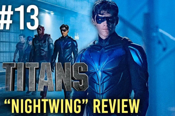 "'Titans' S3, E13: ""Nightwing"" - Time To Clean House"