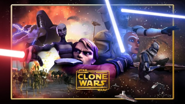 The Clone Wars Movie - Review Image