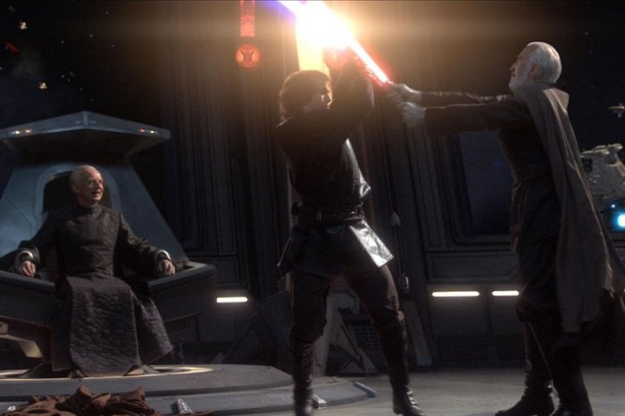 Celebrating Star Wars: 'Star Wars Episode III: Revenge of the Sith' - A Defining Moment