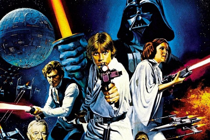 "Celebrating Star Wars: 'A New Hope' - ""A Lived Cinematic Experience"""