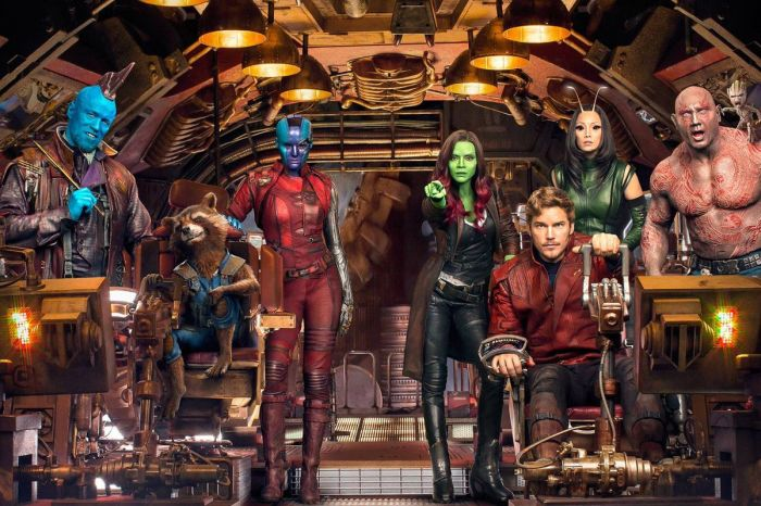 RUMOR: 'Guardians Of The Galaxy, Vol. 3' Set For 2023 Release