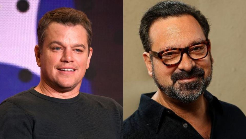 Matt Damon/James Mangold
