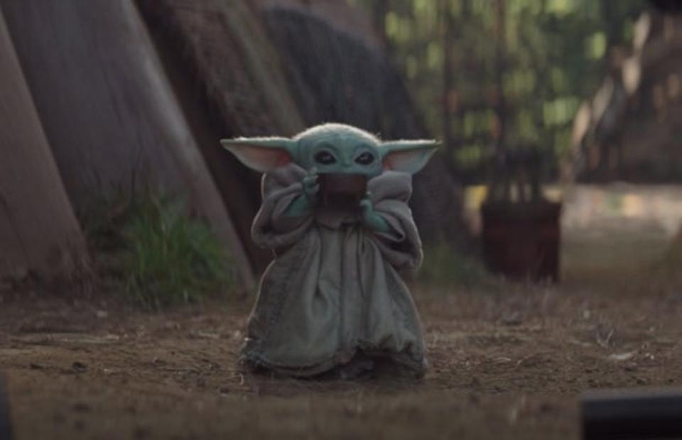The Mandalorian Chapter Four - Baby Yoda