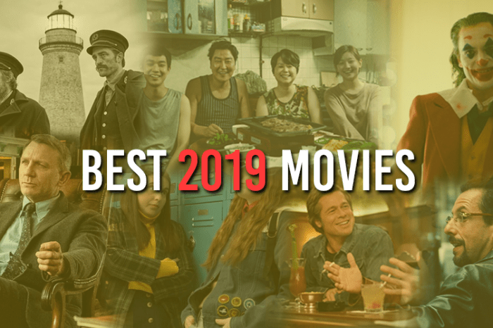 Full Circle's Top 15 Movies of 2019
