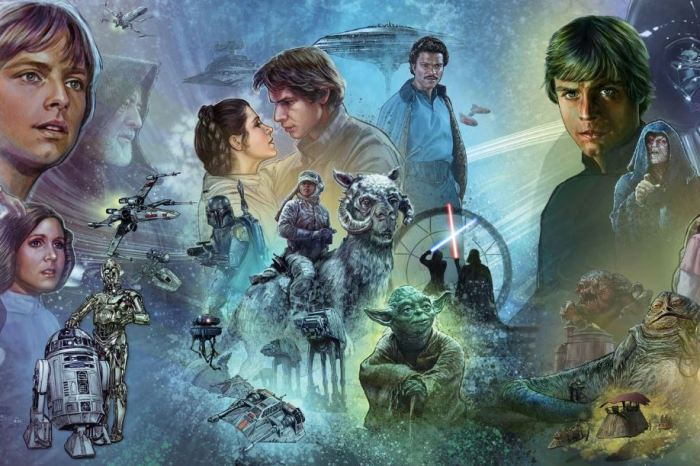 RUMOR: Next Set Of 'Star Wars' Films Will Take Place 400 Years Before Skywalker Saga