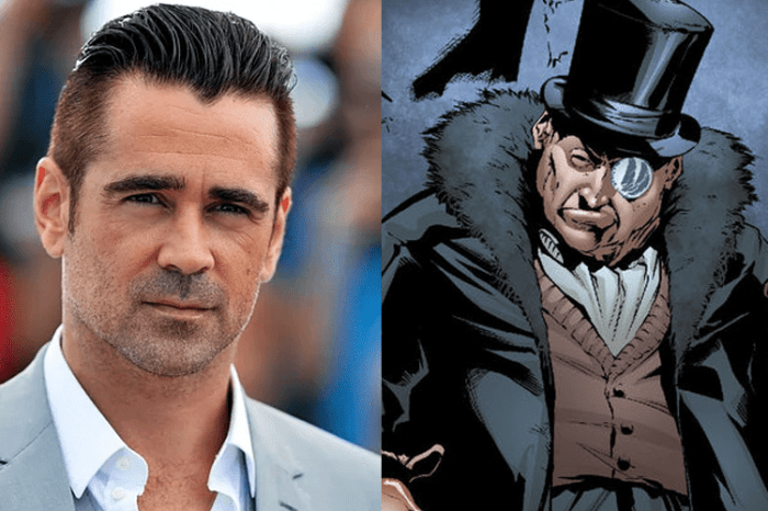 'The Batman' Set Photo Features Possible First Look At Collin Farrell's Penguin