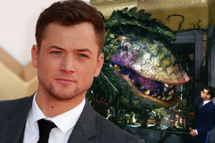 Taron Egerton In Talks To Star In 'Little Shop Of Horrors' Remake (Exclusive)