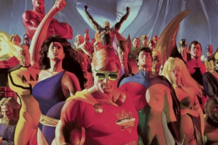 RUMOR: The Squadron Supreme To Appear In Marvel Studios' 'Loki'