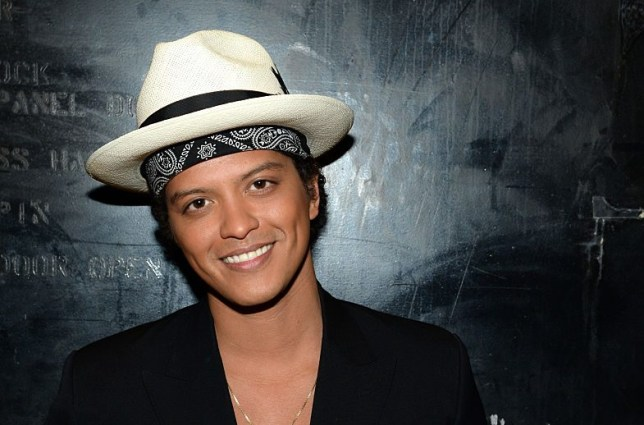 Bruno Mars To Star In & Produce New Musical Movie From Disney