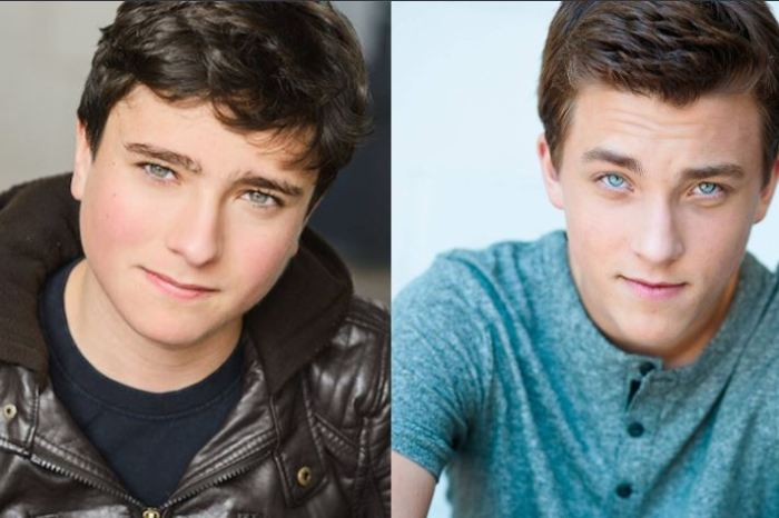 'Superman & Lois': Jordan Elsass & Alexander Garfin Cast As The Couple's Twin Sons