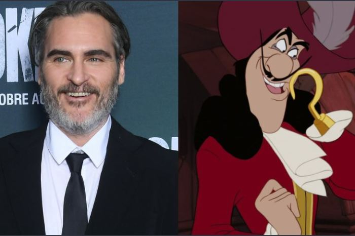 Joaquin Phoenix Reportedly Eyed For Captain Hook In Disney's 'Peter Pan & Wendy'