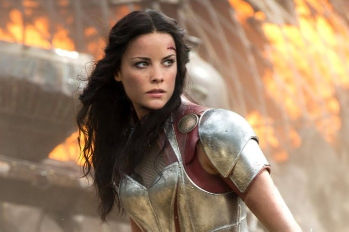 Jamie Alexander Teases The Return Of Lady Sif In The MCU