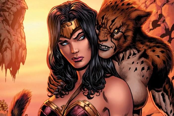 'Wonder Woman 1984' Promo Art Reveals New Look At Cheetah
