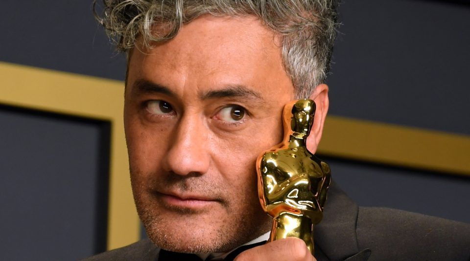 Taika and his oscars