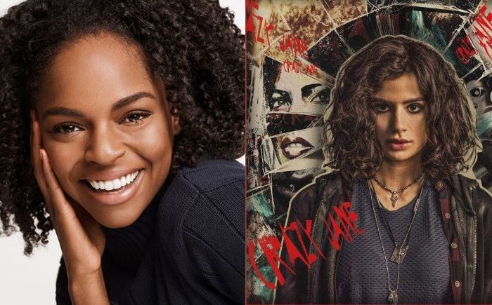 'Doom Patrol': 'Glee' Star Samantha Ware Joins Season 2 As Crazy Jane Personality