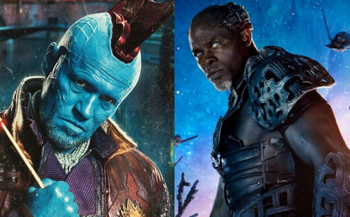 'Guardians Of The Galaxy' Star Michael Rooker Almost Played Korath Instead Of Yondu