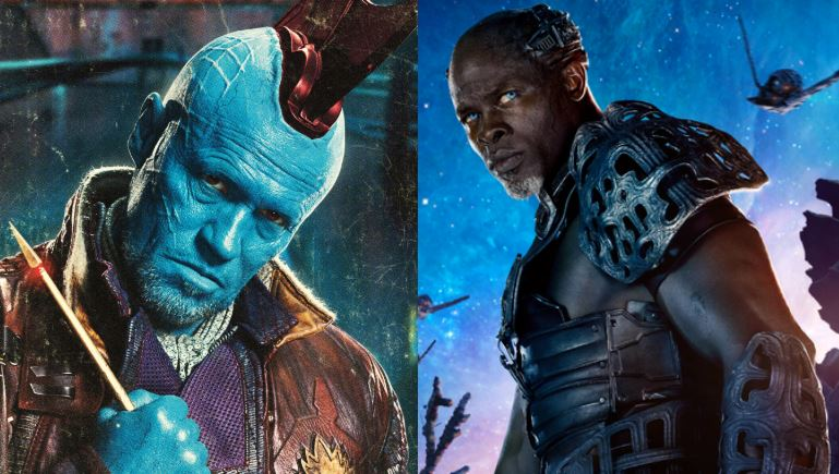 Yondu and Korath