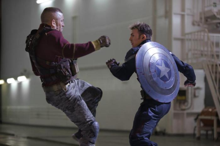RUMOR: Georges St-Pierre To Return As Batroc In 'Falcon & The Winter Soldier'