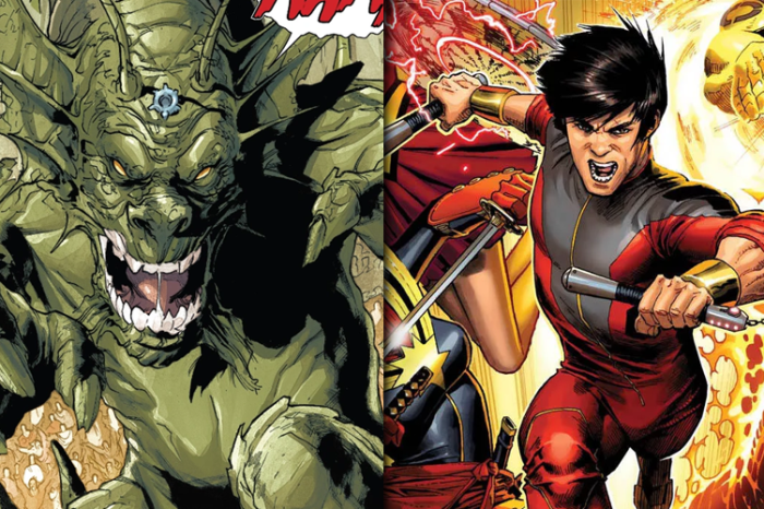 Fin Fang Foom Will Reportedly Appear In 'Shang-Chi'