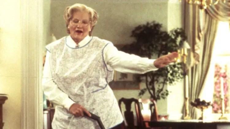 movies - Mrs. Doubtfire